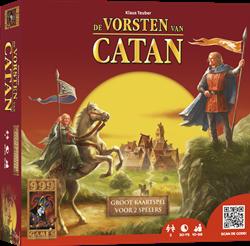 999 Games Kolonisten van Catan