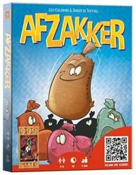 999 Games  kaartspel Afzakker
