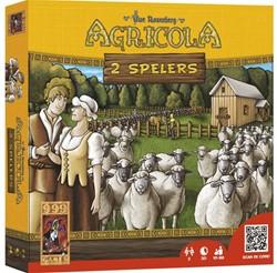 999 Games  bordspel 999 Games Agricola - 2 spelers