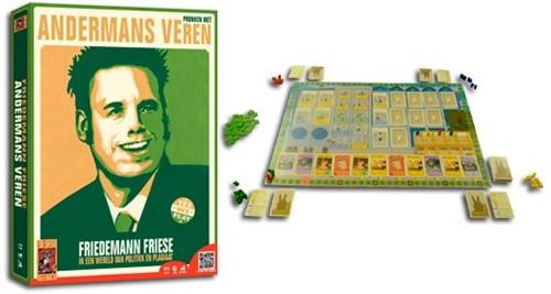 999 Games  bordspel Andermans veren-2