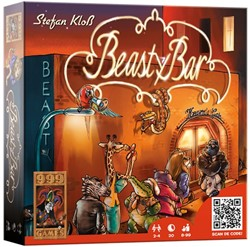 999 Games  kaartspel Beasty Bar