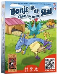 999 Games  kaartspel 999-BON02 Bonje in de stal