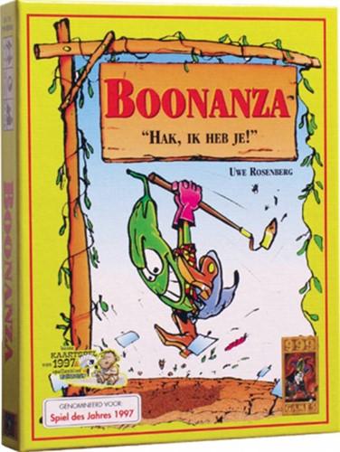999 Games Boonanza          - Kaartspel - 10+