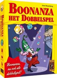 999 Games  bordspel Boonanza: Dobbelspel