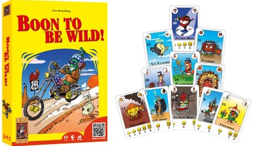 999 Games Boonanza: Boon to be Wild-2