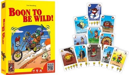 999 Games  kaartspel Boonanza: Boon to be wild!-2