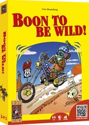 999 Games  kaartspel Boonanza: Boon to be wild!