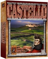 999 Games  bordspel Castello