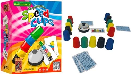 999 Games spel Stapelgekke Speed Cups-2