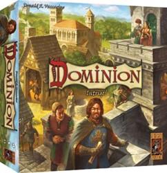 999 Games  bordspel Dominion Intrige