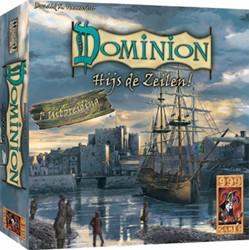 999 Games spel Dominion: Hijs de Zeilen