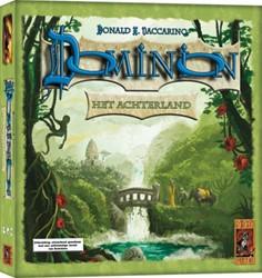 999 Games  bordspel Dominion: Het Achterland
