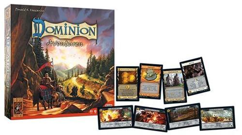 999 Games Dominion: Avonturen-2