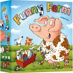 999 Games  kinderspel Funny Farm