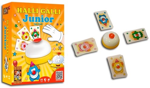 999 Games actiespel Halli Galli Junior-2