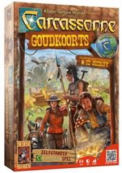 999 Games  bordspel Carcassonne goudkoorts