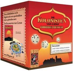 999 Games  bordspel Kolonisten van Catan dobbelbeker