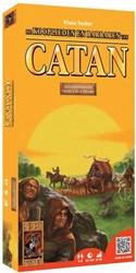 999 Games De Kolonisten van Catan: Kooplieden & Barbaren 5/6 spelers