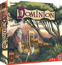 999 Games  bordspel Dominion de Donkere Middeleeuw