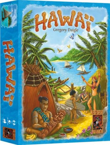 999 Games Hawaï - Bordspel - 10+