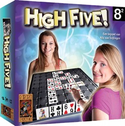 999 Games  bordspel High Five