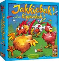 999 Games spel Jakkiebak! Kippenkak!