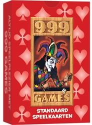 999 Games Standaard Kaartspel Rood