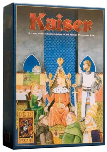 999 Games Kaiser - Bordspel - 12+