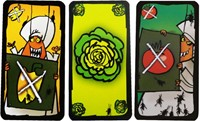 Drie Magiers Spellen kaartspel Kakkerlakken salade-2