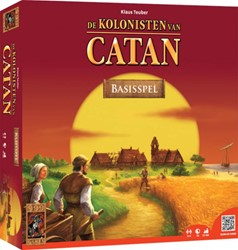 999 Games  bordspel Kolonisten van Catan basisspel
