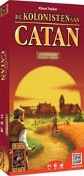999 Games bordspel De Kolonisten van Catan 5/6 spelers