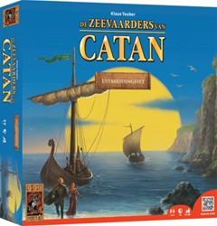 999 Games spel Catan: De Zeevaarders