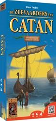 999 Games De Kolonisten van Catan: De Zeevaarders 5/6 spelers