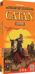 999 Games spel Catan: Steden & Ridders 5/6 spelers