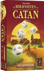 999 Games  bordspel Kolonisten van Catan: Het dobbelspel