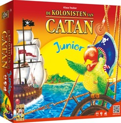 999 Games  bordspel Kolonisten van Catan junior