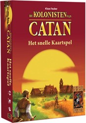 999 Games spel Catan: Het snelle Kaartspel