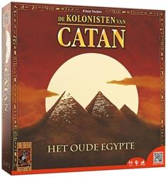 999 Games  bordspel Kolonisten van Catan: Het oude Egypte