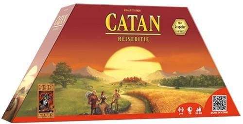 999 Games spel Catan: Reiseditie