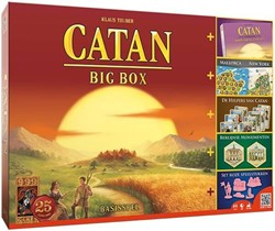 999 Games  bordspel Kolonisten van catan Big box