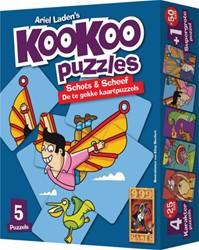 999 Games KooKoo Puzzle: Vliegen