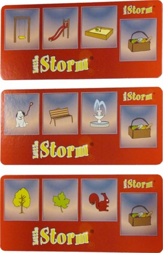 "999 Games  bordspel Little Storm ""Buitenspelen""-1"