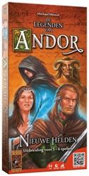999 Games  bordspel De legenden van Andor: Nieuwe Helden 5/6