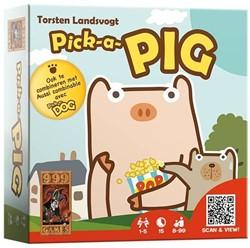 999 Games Pick-a-Pig