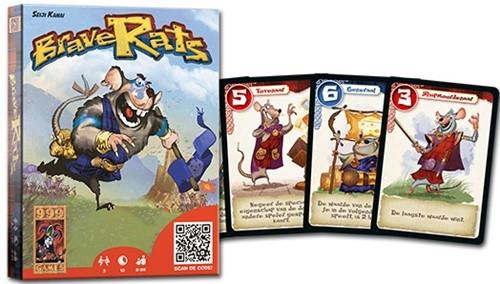 999 Games  kaartspel Braverats-2