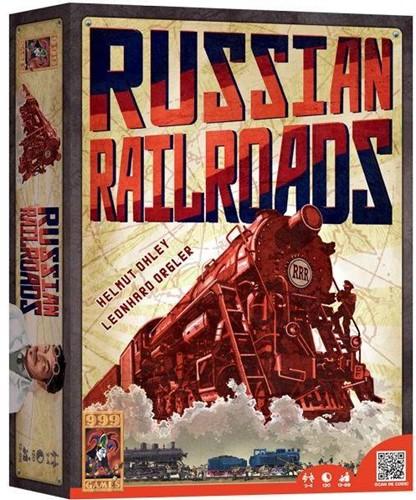 999 Games Russian Railroads-1