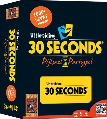 999 Games spel 30 Seconds Uitbreiding