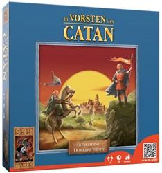 999 Games  bordspel Catan, Donkere tijden