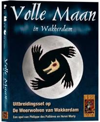 999 Games  kaartspel Weerwolven uitbr. Volle Maan