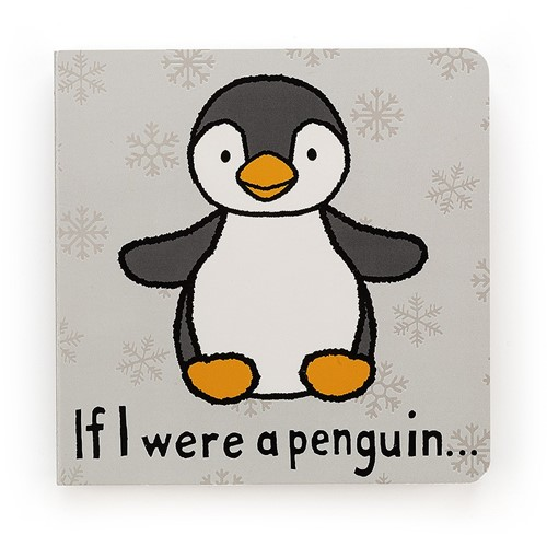 Jellycat If I were a Penguin - 15cm